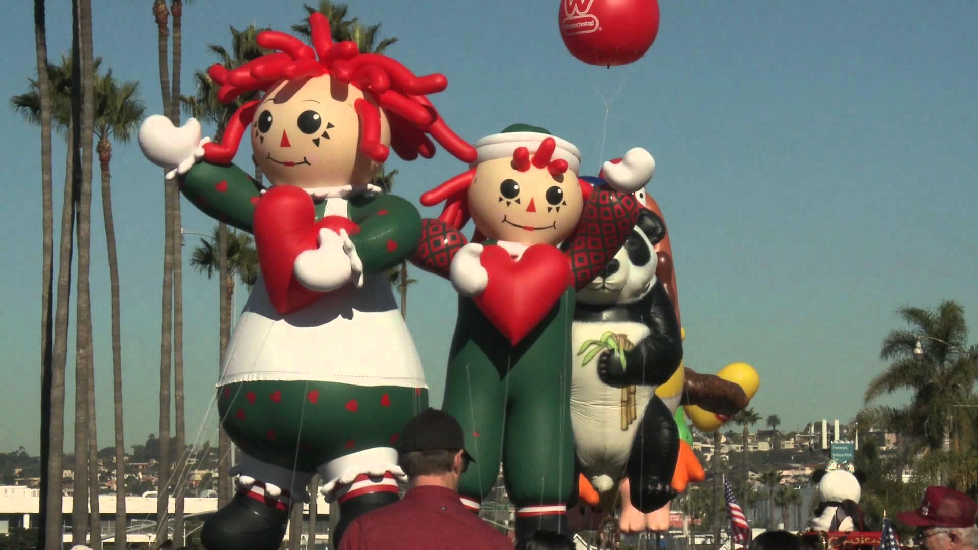 2011 Big Bay Balloon Parade