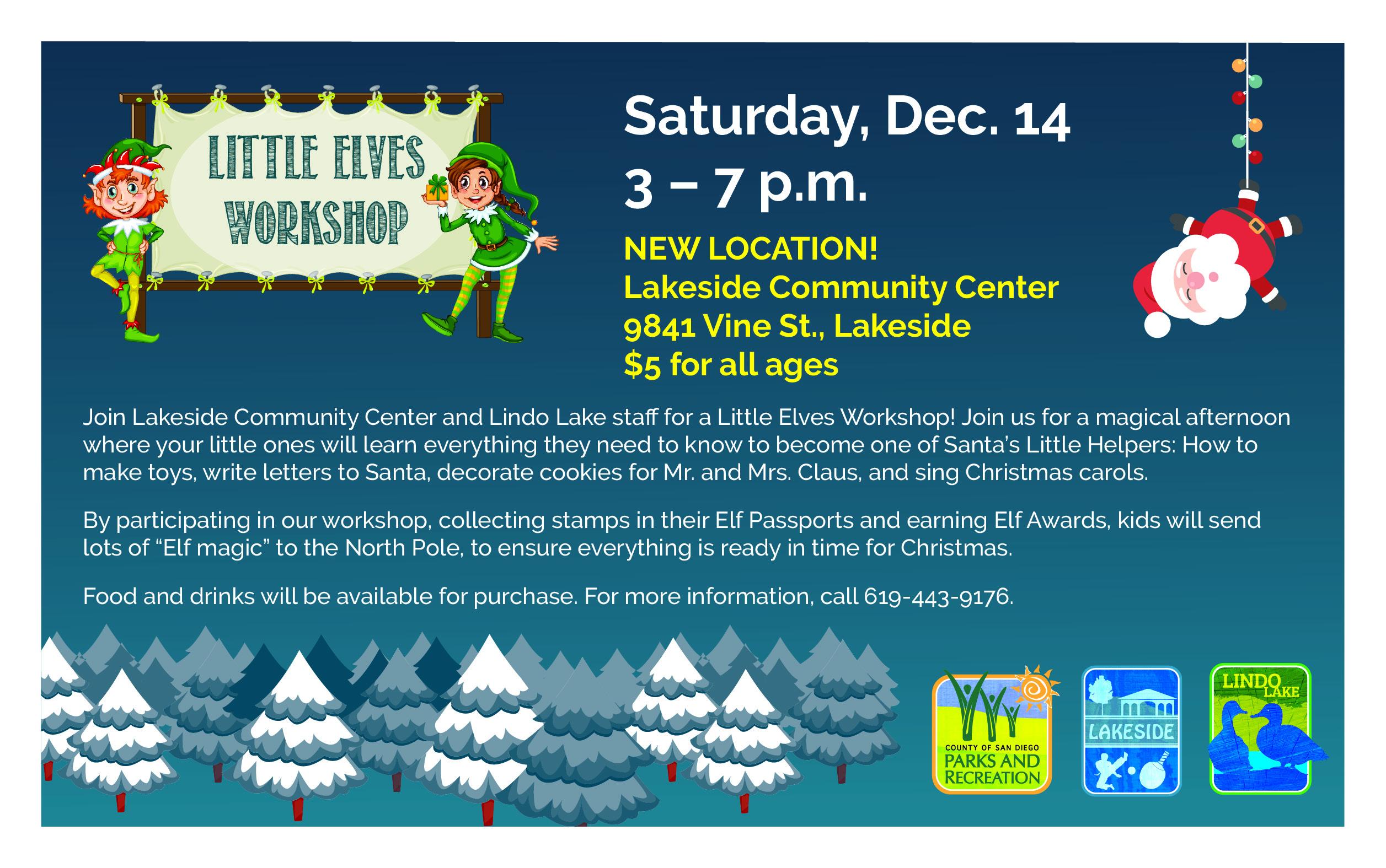 Lakeside Little Elves Workshop