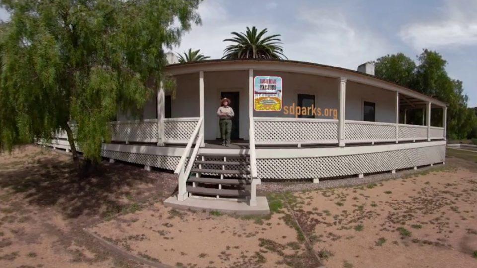 360-Degree Tour: The Ranch House At Los Peñasquitos Canyon Preserve