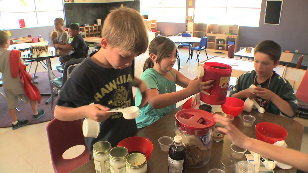 4-H Club: Healthy and Hands-on