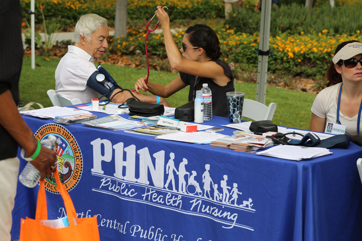 Lakeside Health Fair