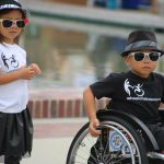 G-Lo from the Wheelchair Dancers Organization