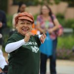 There were plenty of smiles at the Vital Aging 2015 Conference