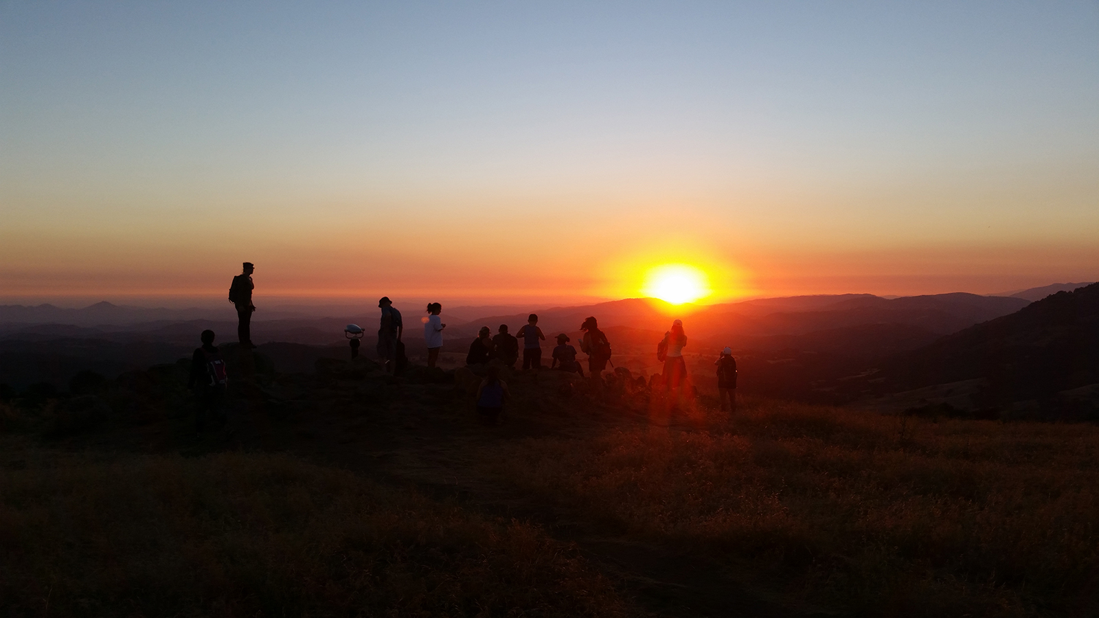 Volcan Sunrise Hike