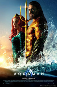 Free Summer Movies in the Park: Aquaman at La Mesa Municipal Pool