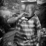 If I hide, I feel comfortable - I feel safe. I stay hidden. -Alan Brue