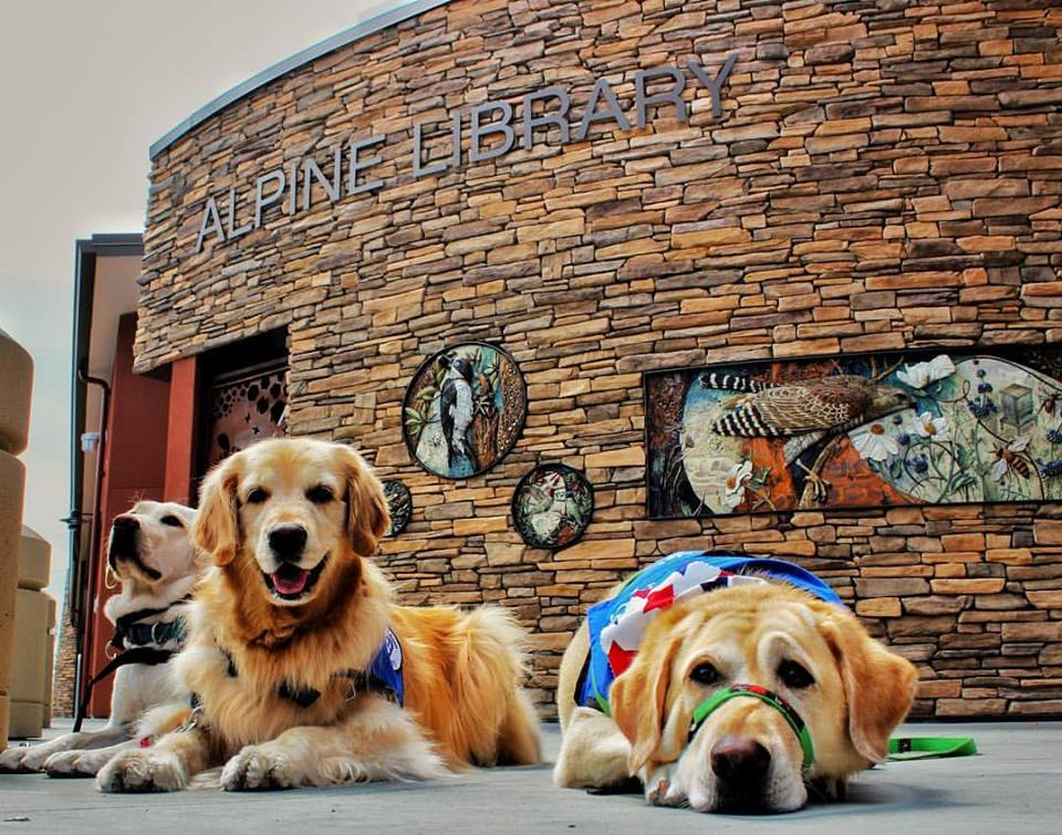 Alpine Library Ruff Readers