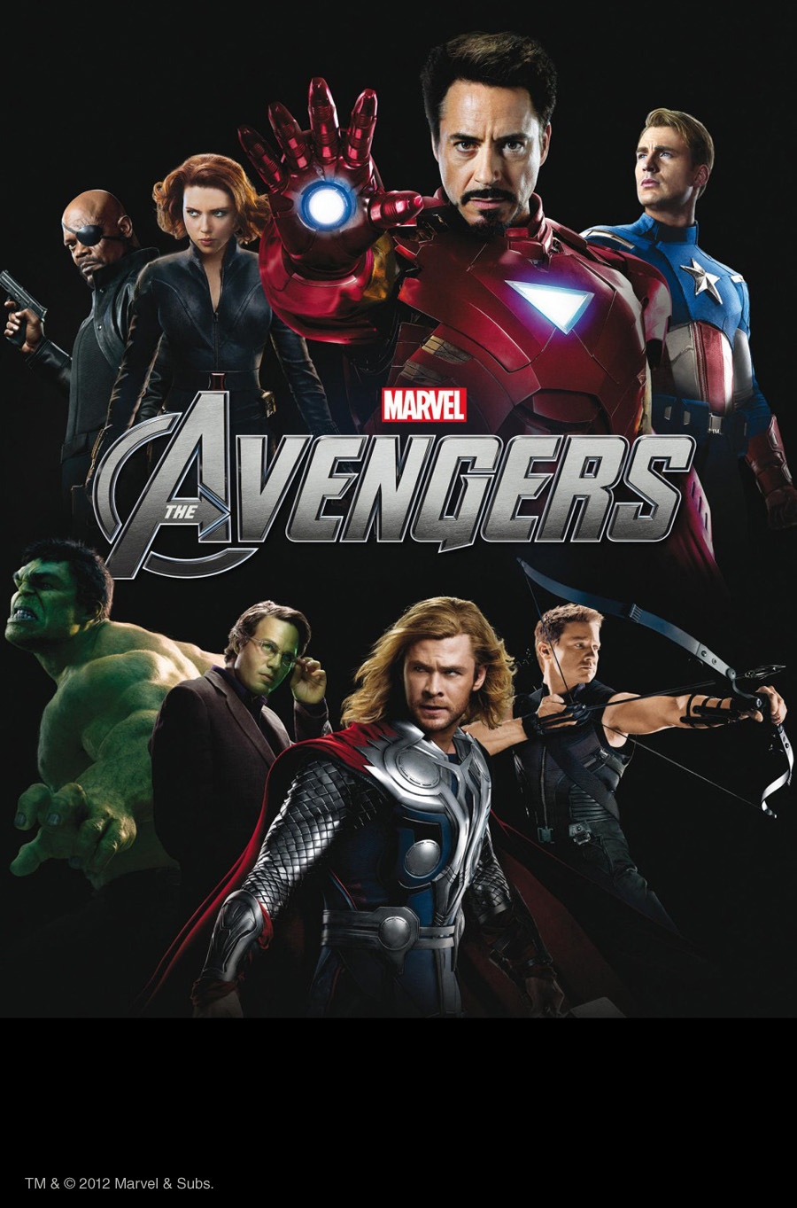 Free Summer Movies in the Park: The Avengers