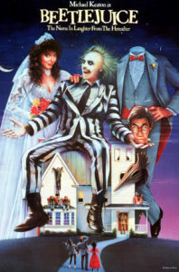 Free Summer Movies in the Park: Beetlejuice at Felicita