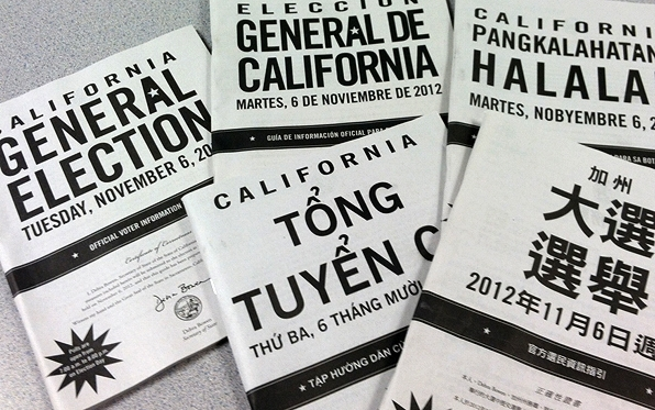 Bilingual Election Materials