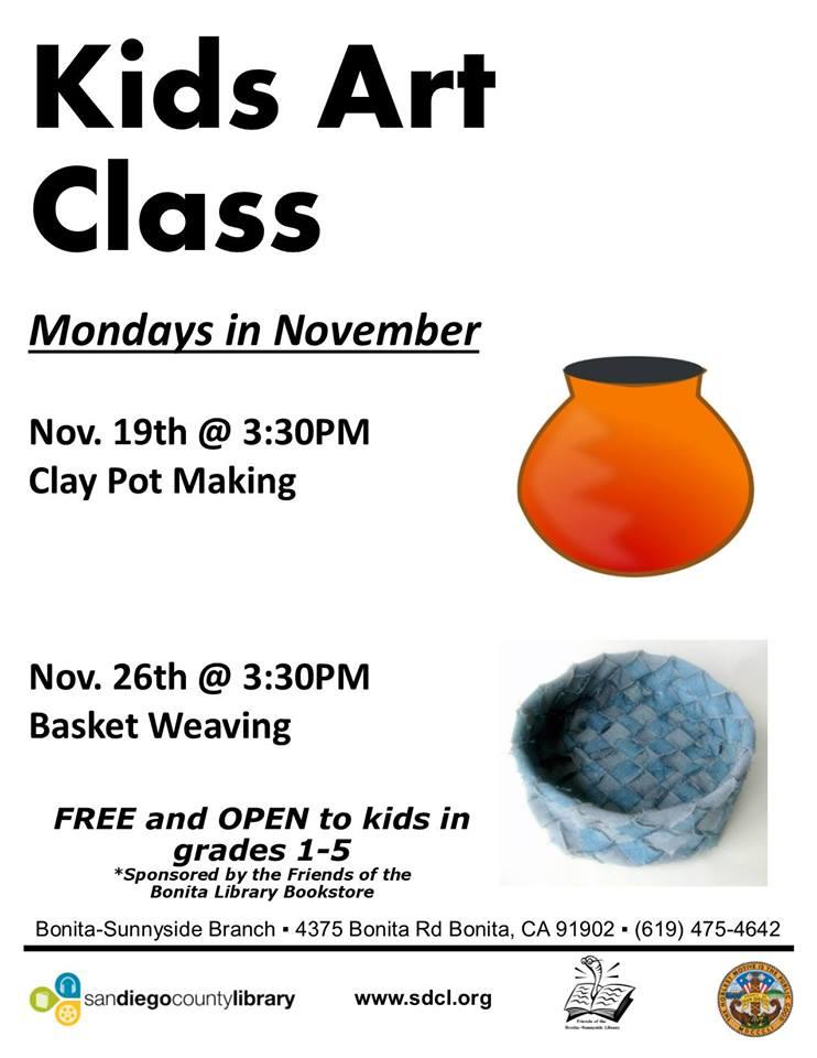 Basket Weaving for Grades 1-5