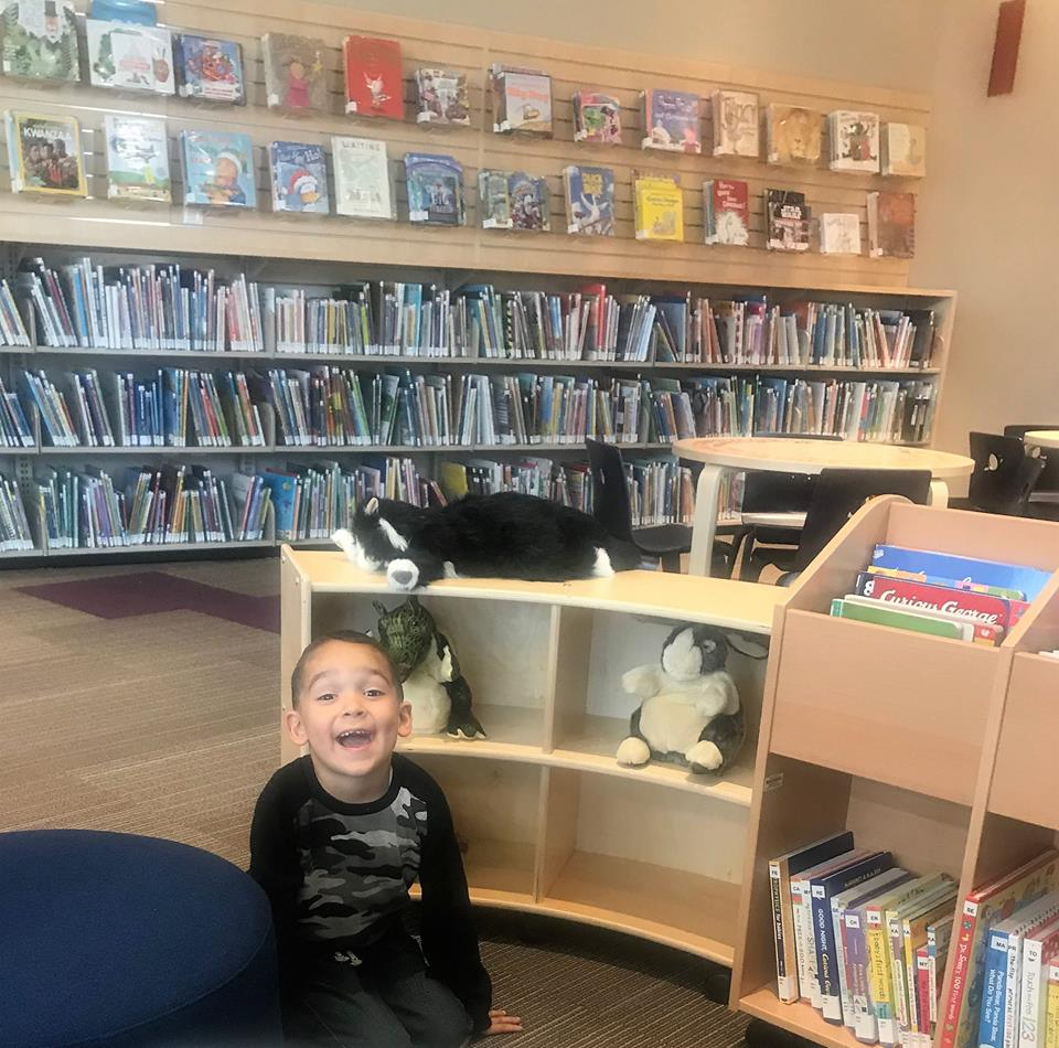 Borrego Springs Library Storytime