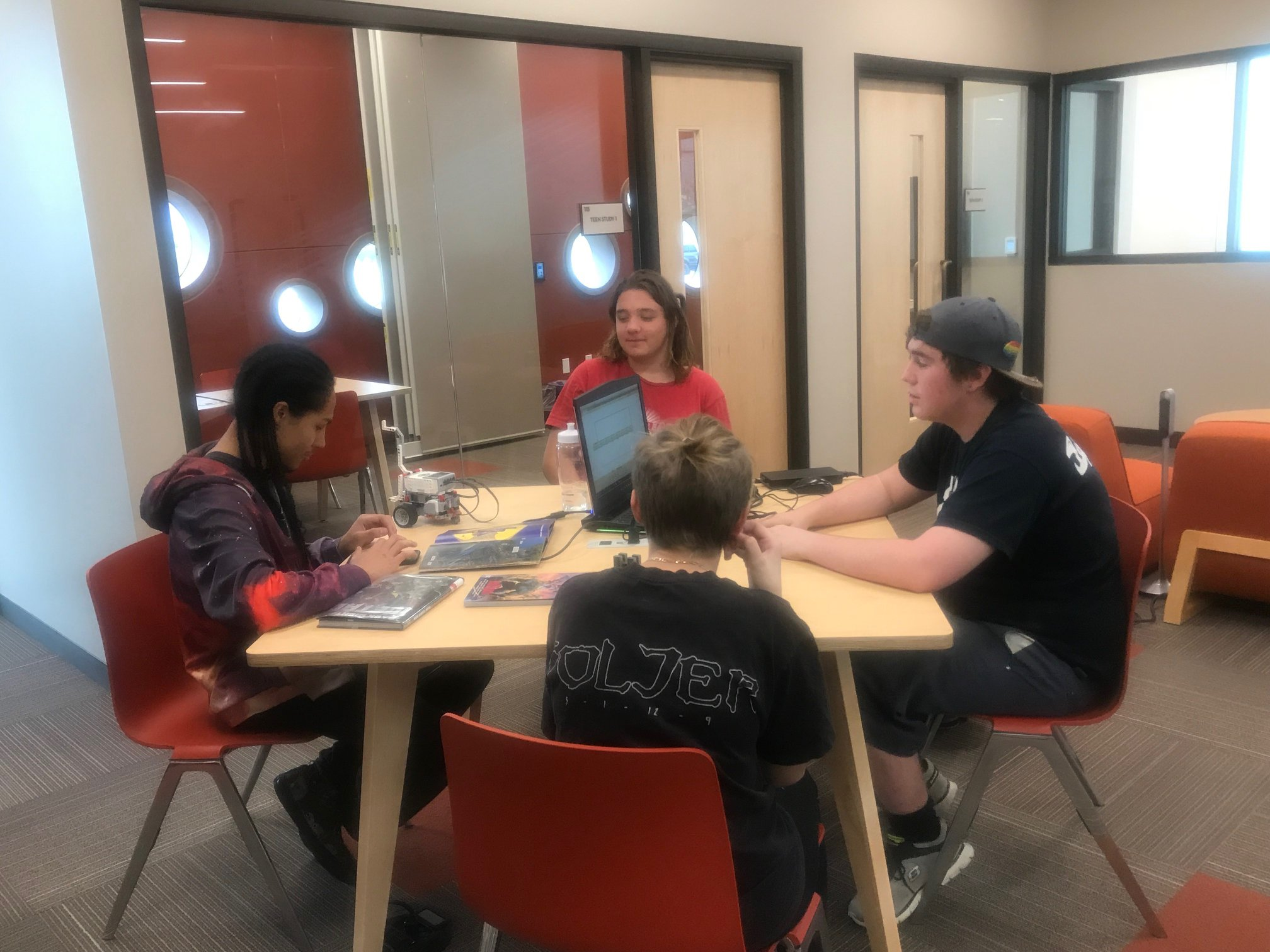 4S Ranch Library Teen Time