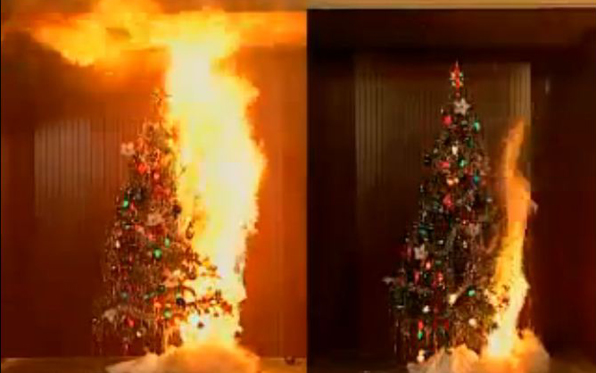 Watch Out for These Six Winter and Holiday Fire Hazards | News | San ...