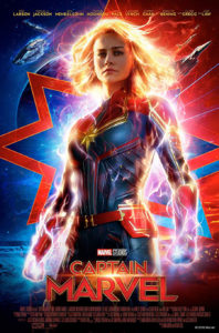 Free Summer Movies in the Park: Captain Marvel at Colina Del Sol