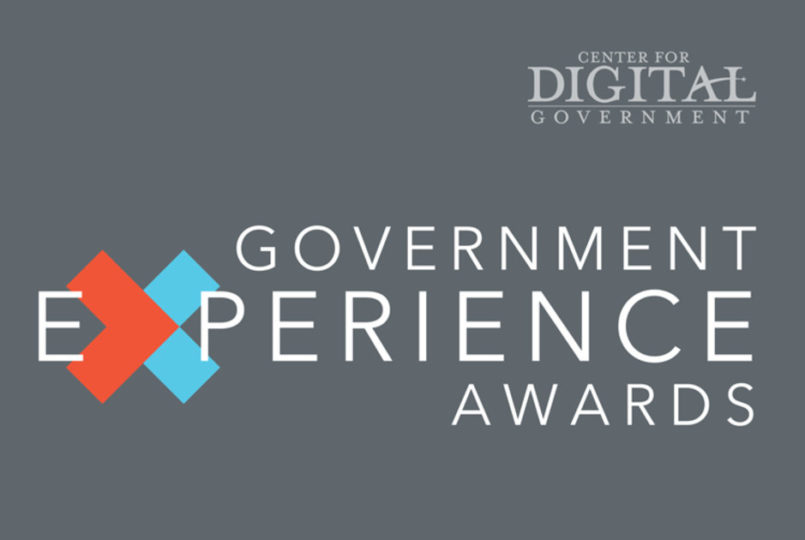 Center for Digital Government award