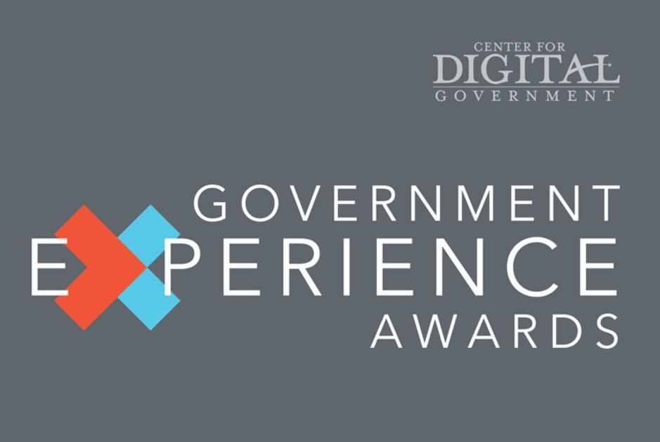 Center for Digital Government award