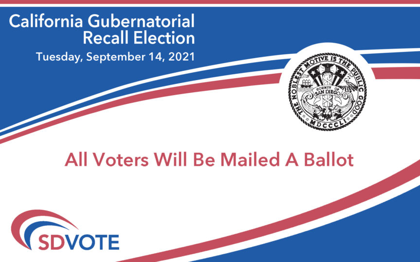 cover of a mail ballot