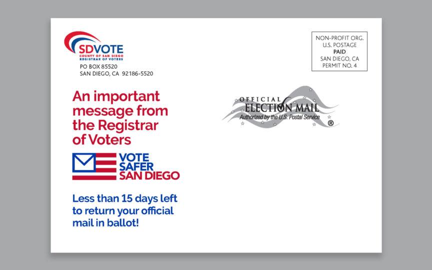 a postcard reminder