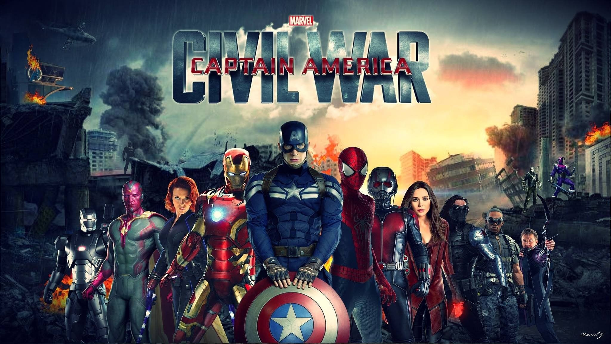 free summer movies in the park captain america civil war news