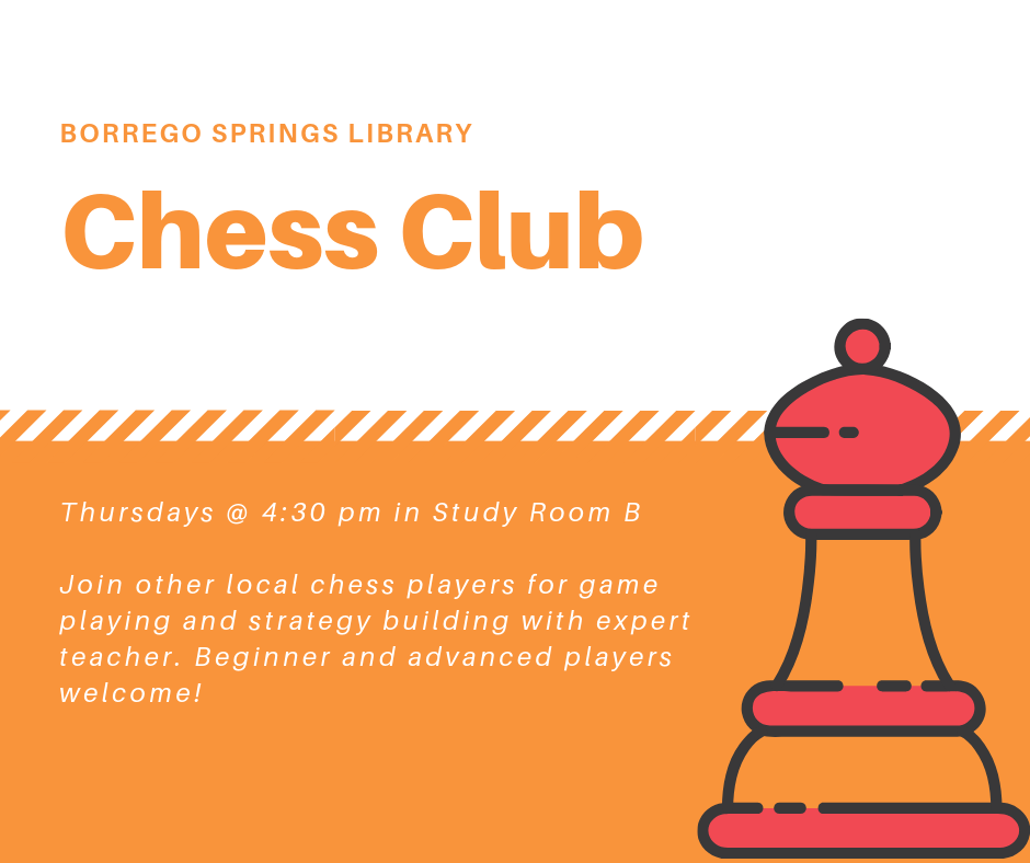 Borrego Springs Chess Club
