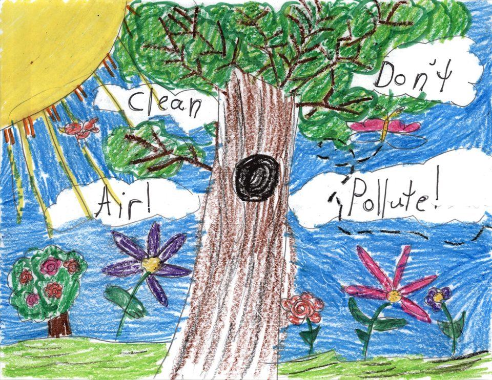 Clean Air Calendar Message 2018