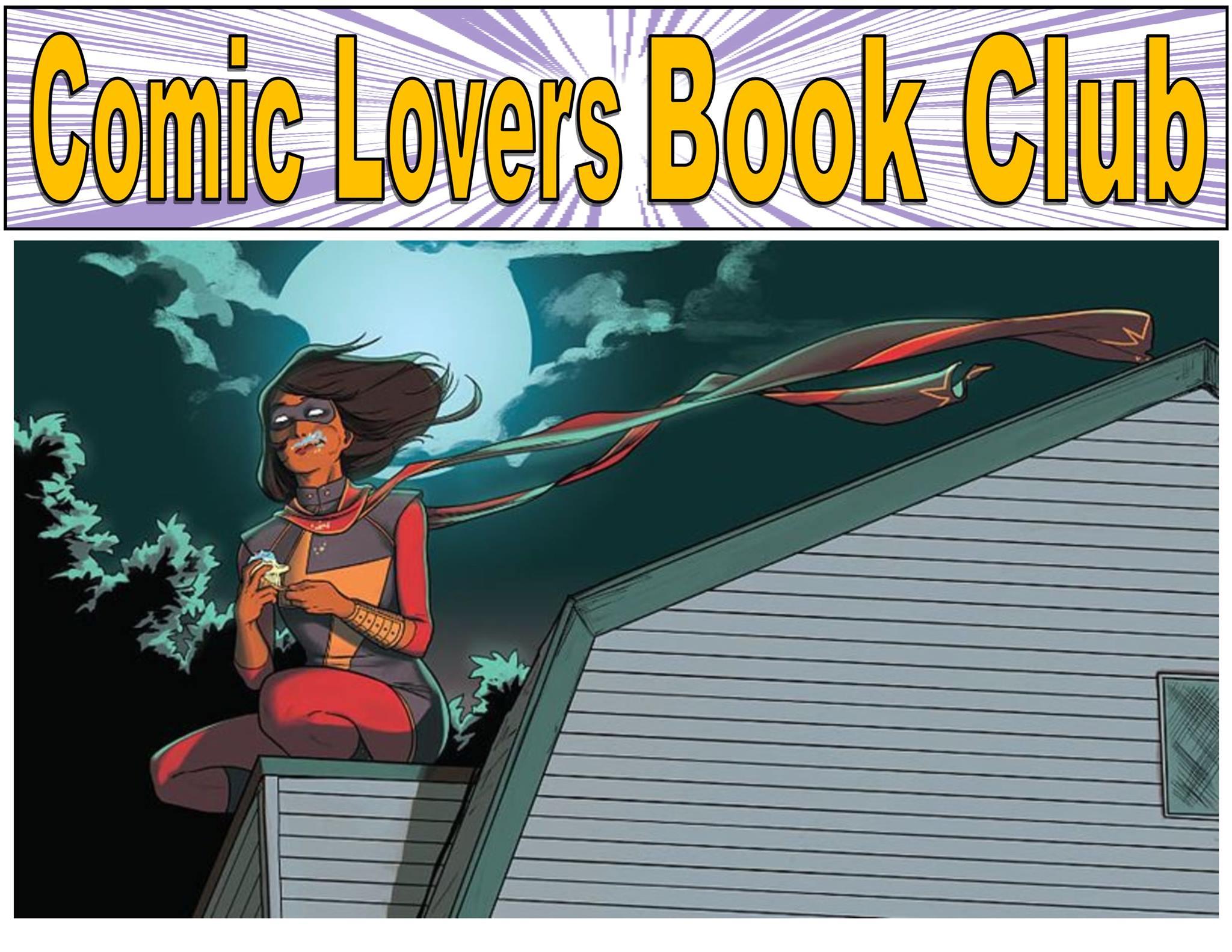 Comic Book Lovers Club