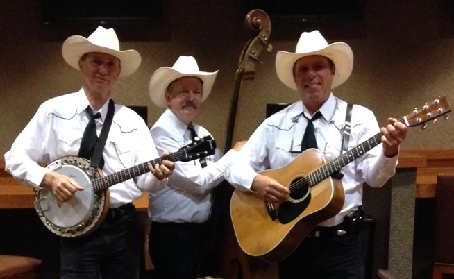 Friends Concert - Cowboy Jack & the North County Cowboys
