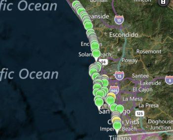DEH Beach Map 1