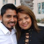 Viridiana Gomez and Jose Martinez