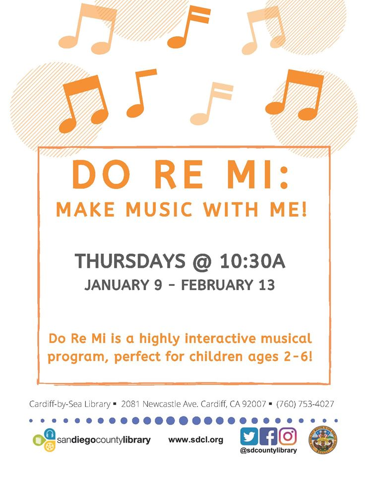 Do Re Mi: Make Music with Me!