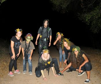 Haunted Trails at Dos Picos 1