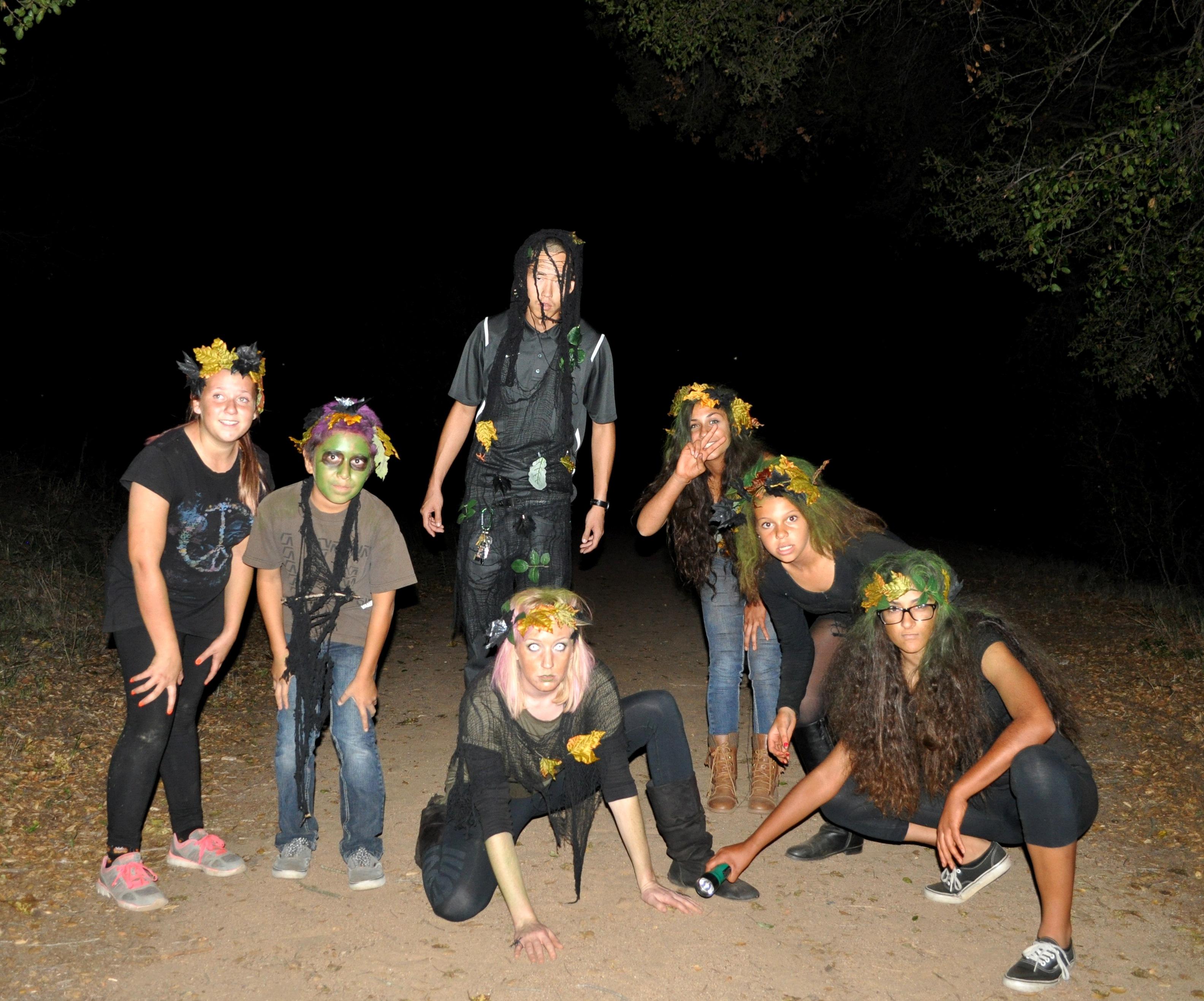 Dos Picos Haunted Trails