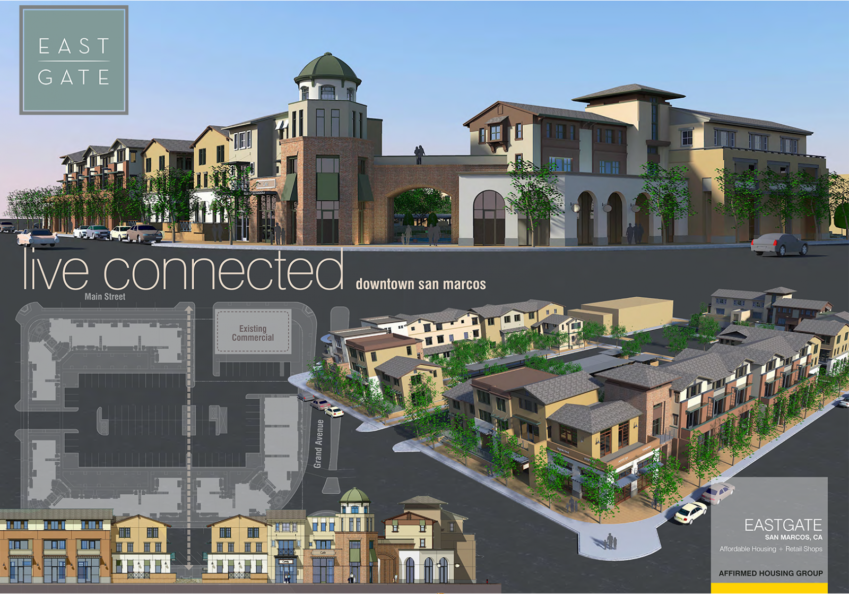 Breaking Ground on Affordable Housing in North County | News | San Diego  County News Center