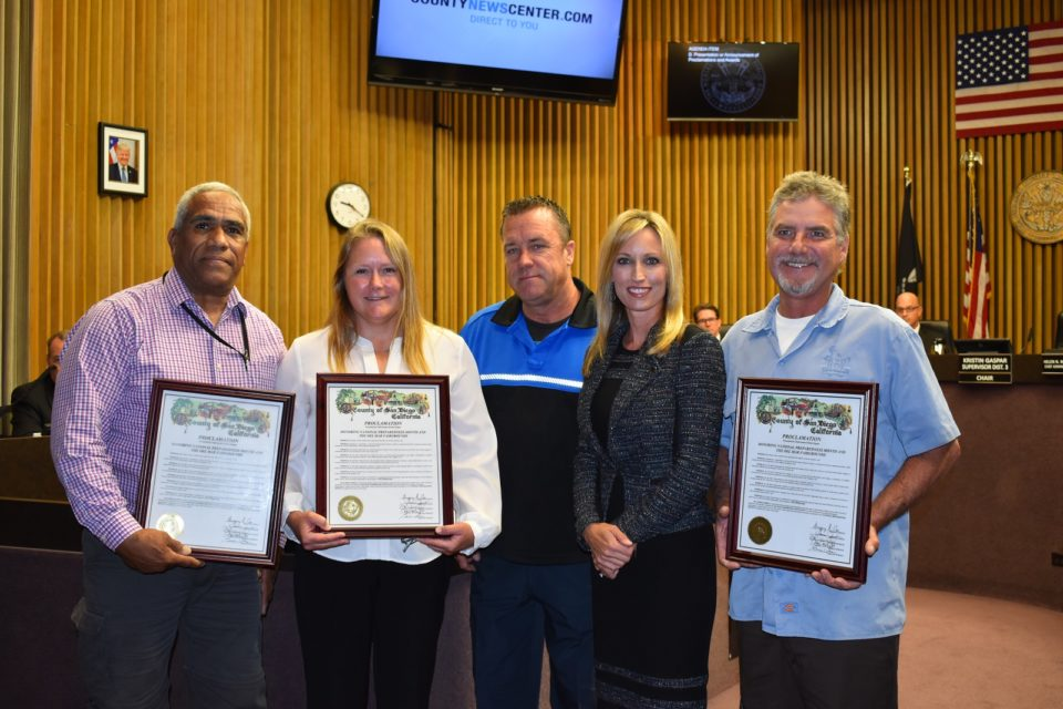 Del Mar Fairgrounds Proclamation