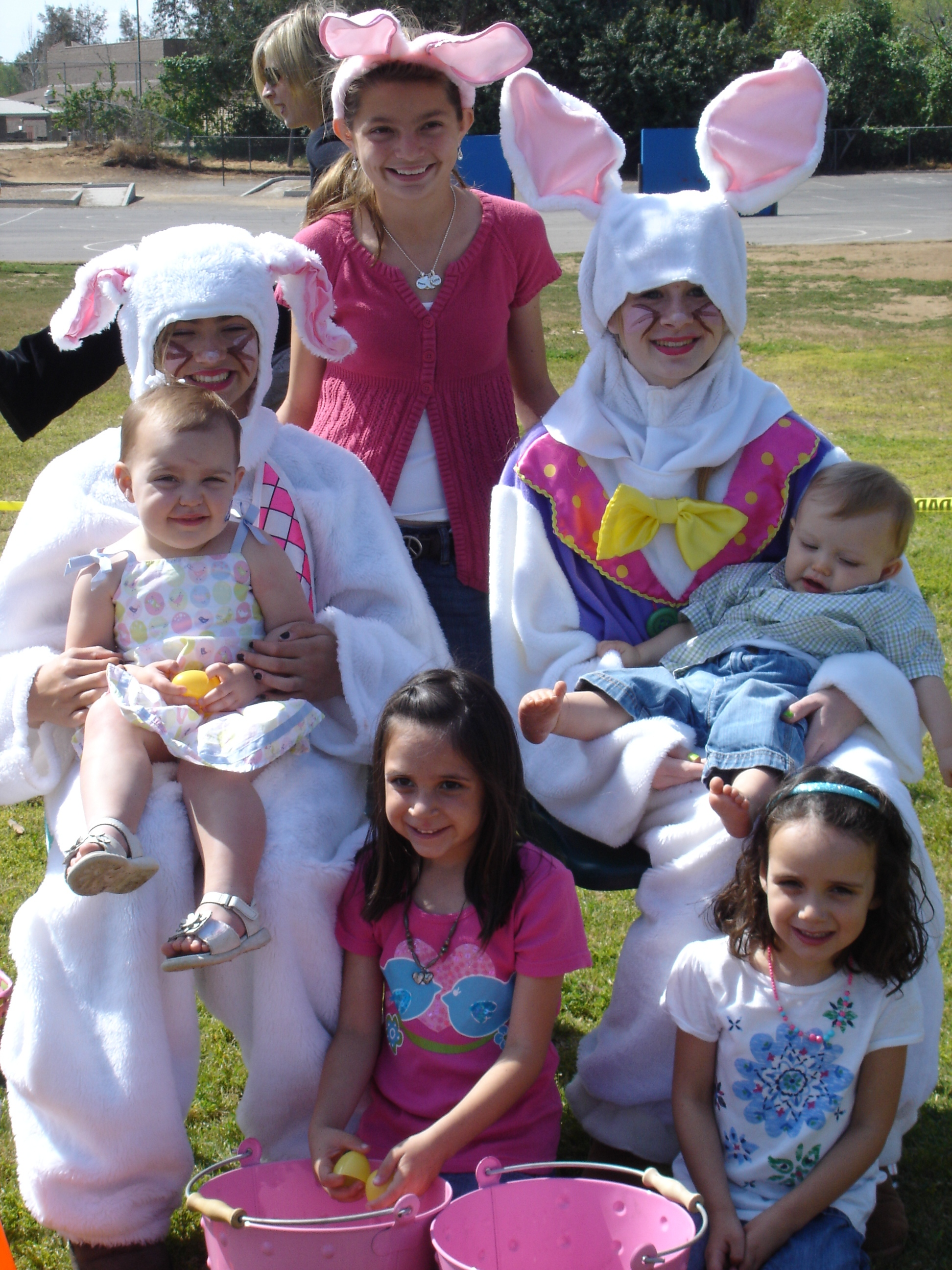 Fallbrook Annual Egg Hunt and Pancake Breakfast