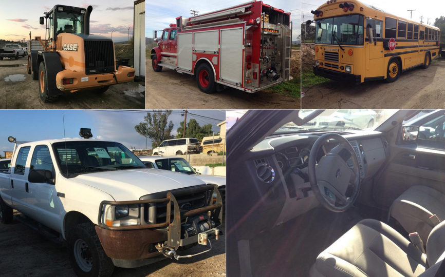 Shop Now Get Bids In For County Vehicle Auction News