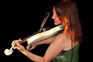 Fiddle Girl Celia Lawley