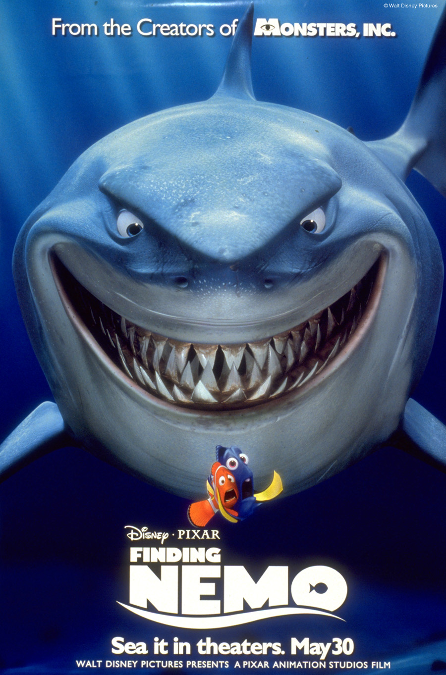 Free Summer Movies in the Park: Finding Nemo at Old Trolly Barn Park