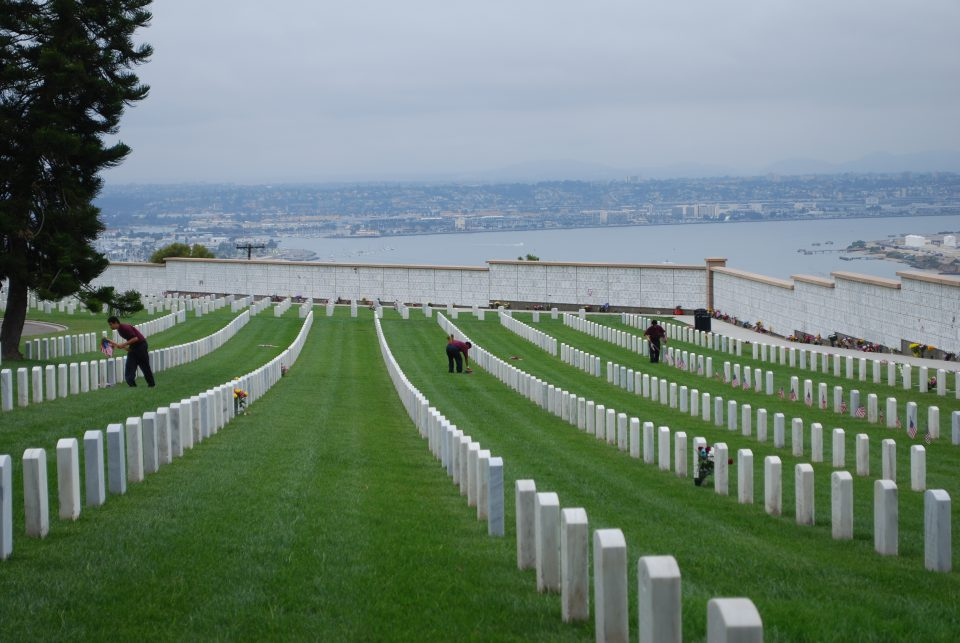 Fort Rosecrans National Cemetery 6