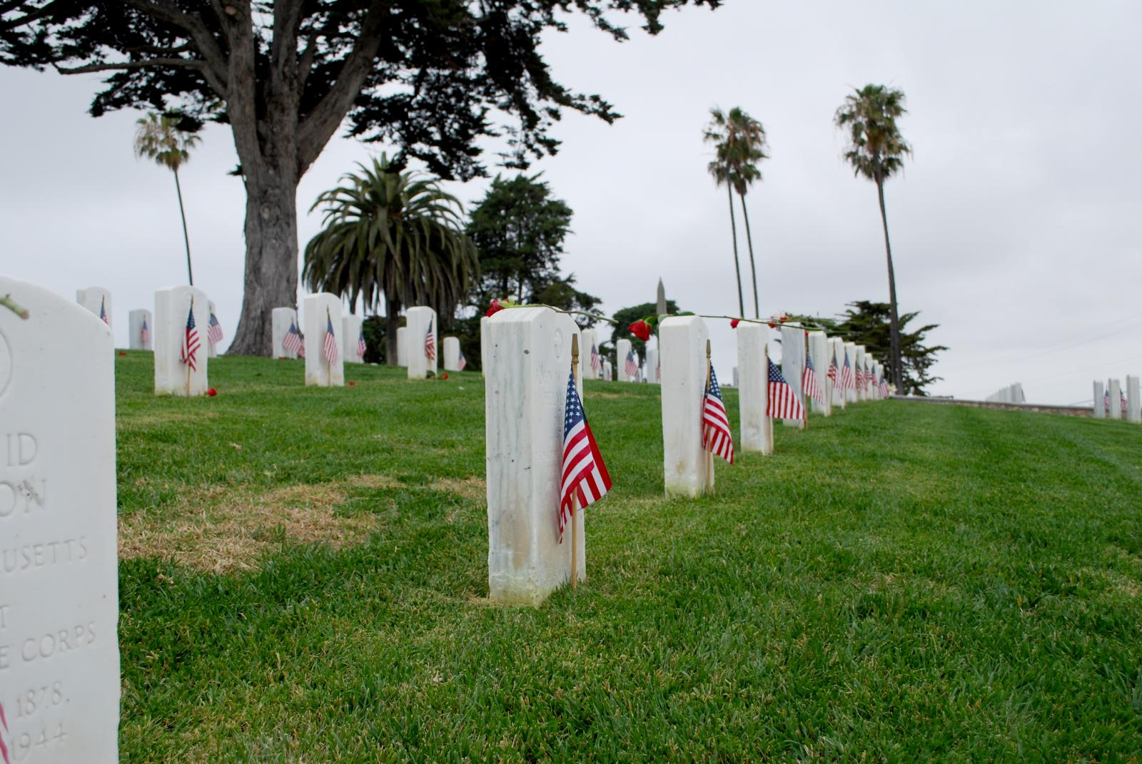 Fort Rosecrans National Cemetery1
