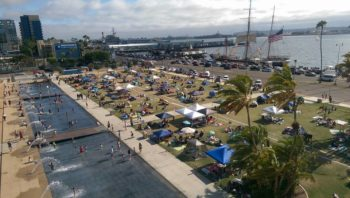 Fourth of July 2014 at Waterfront Park