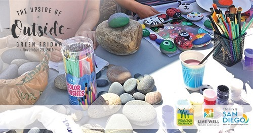 Green Friday: Nature Crafts in the Canyon