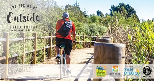 Green Friday: Discover Otay Valley by Mountain Bike