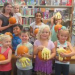 Halloween Storytime and Crafts at Alpine Library