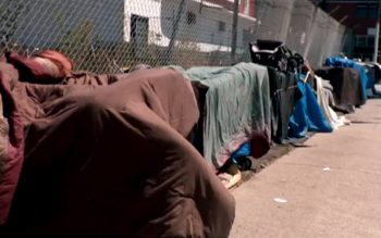 Homeless-street
