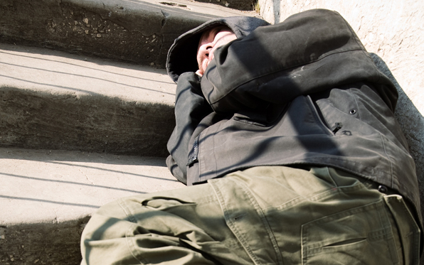 HomelessOnSteps
