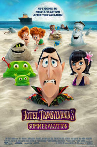 Free Summer Movies in the Park: Hotel Transylvania 3 at South Clairemont