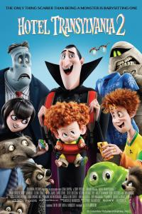 Free Summer Movies in the Park: Hotel Transylvania 2