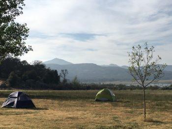 Camping Lake Morena